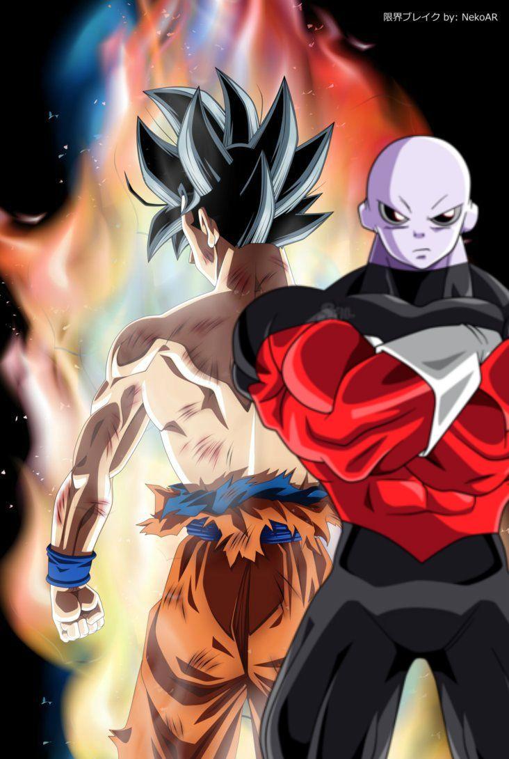Goku Vs Jiren Anime Dragon Ball Super Dragon Ball Z Anime Dragon Ball