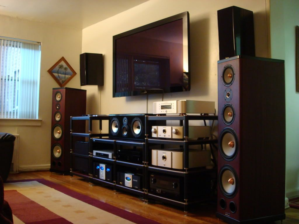 Beau Awesome Home Theater
