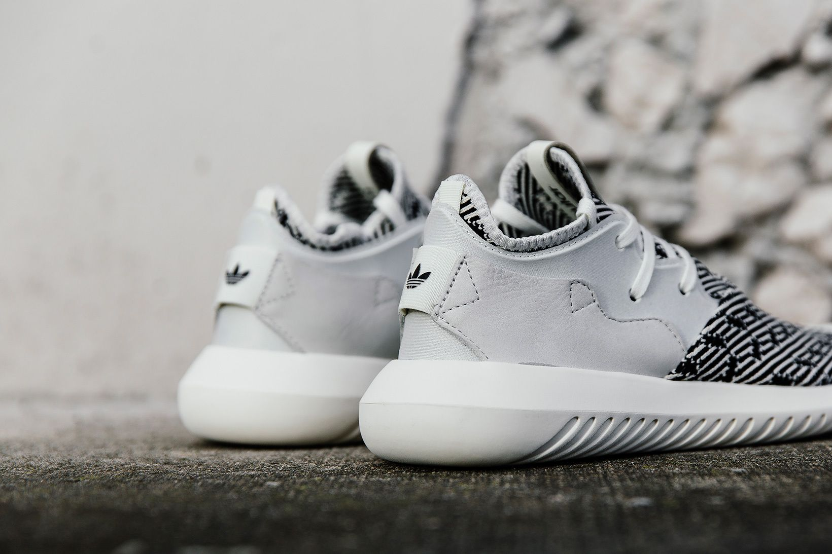 The adidas Tubular Entrap in \'Off White\'