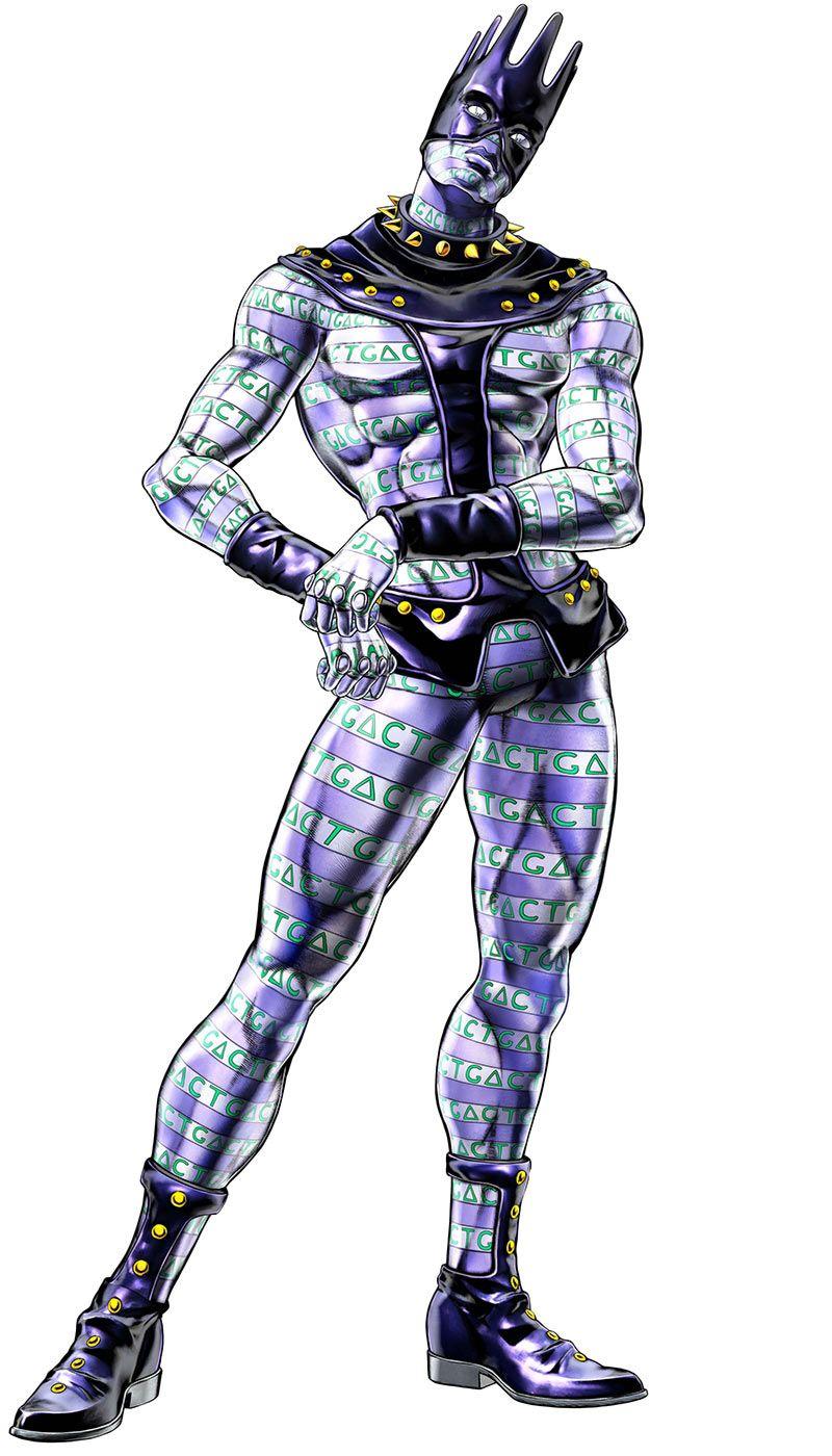 Whitesnake Art Jojo S Bizarre Adventure All Star Battle Art Gallery Jojo Bizarre Jojo S Bizarre Adventure Stands Jojo Stands