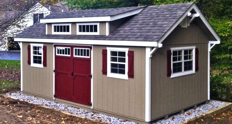 Wooden Vinyl Or Metallic Storage Sheds Anlamli Net In 2020 Building A Shed Prefab Sheds Backyard Storage Sheds