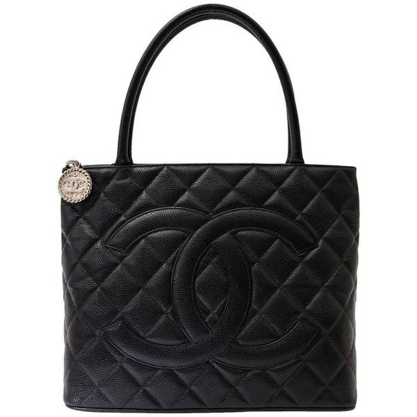Designer Clothes Shoes Bags For Women Ssense Preowned Chanel Black Quilted