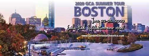 Gca Summer Tour Is Boston Bound June 22 25 2020 Registrations