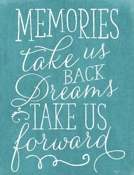Karens Art Frame Memories Dreams Framed Wall Cute Quotes Words