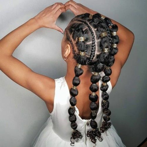 Best Images African American Girls Hairstyles New Natural Hairstyles Black Kids Hairstyles Hair Styles Kids Hairstyles