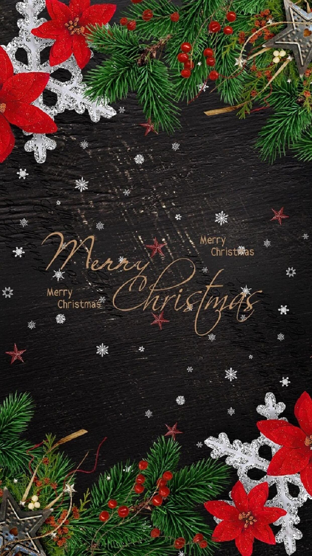 iPhone wallpaper 27 Christmas wallpaper hd, Merry