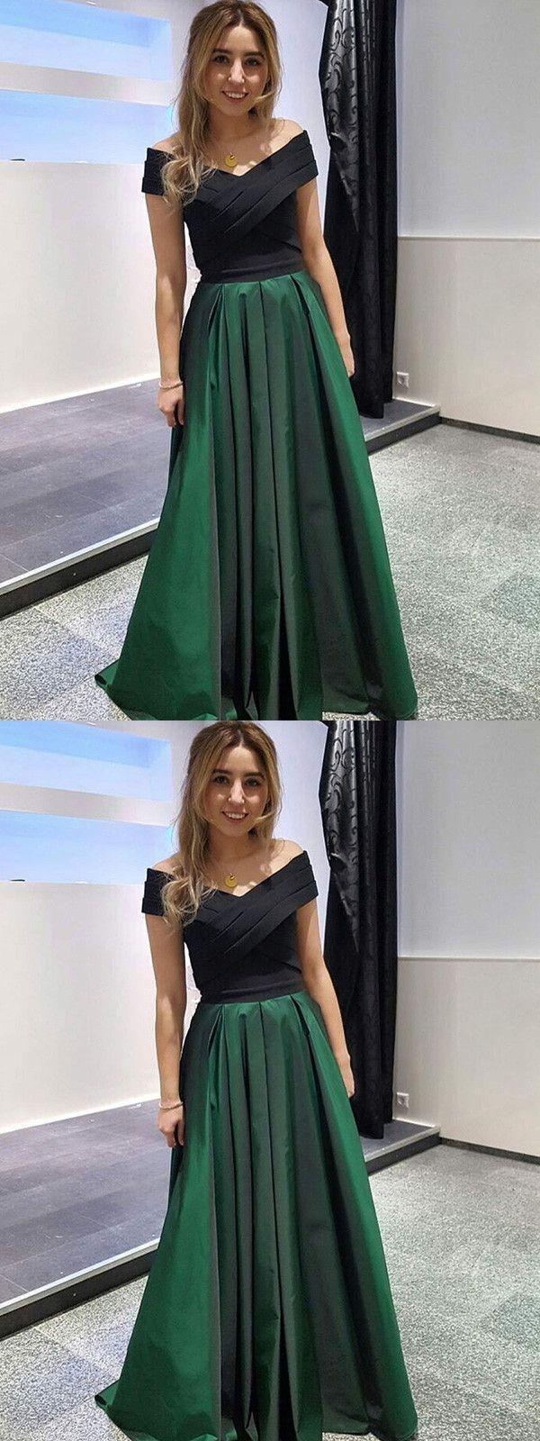 Custom made excellent modest prom dresses aline prom dresses prom