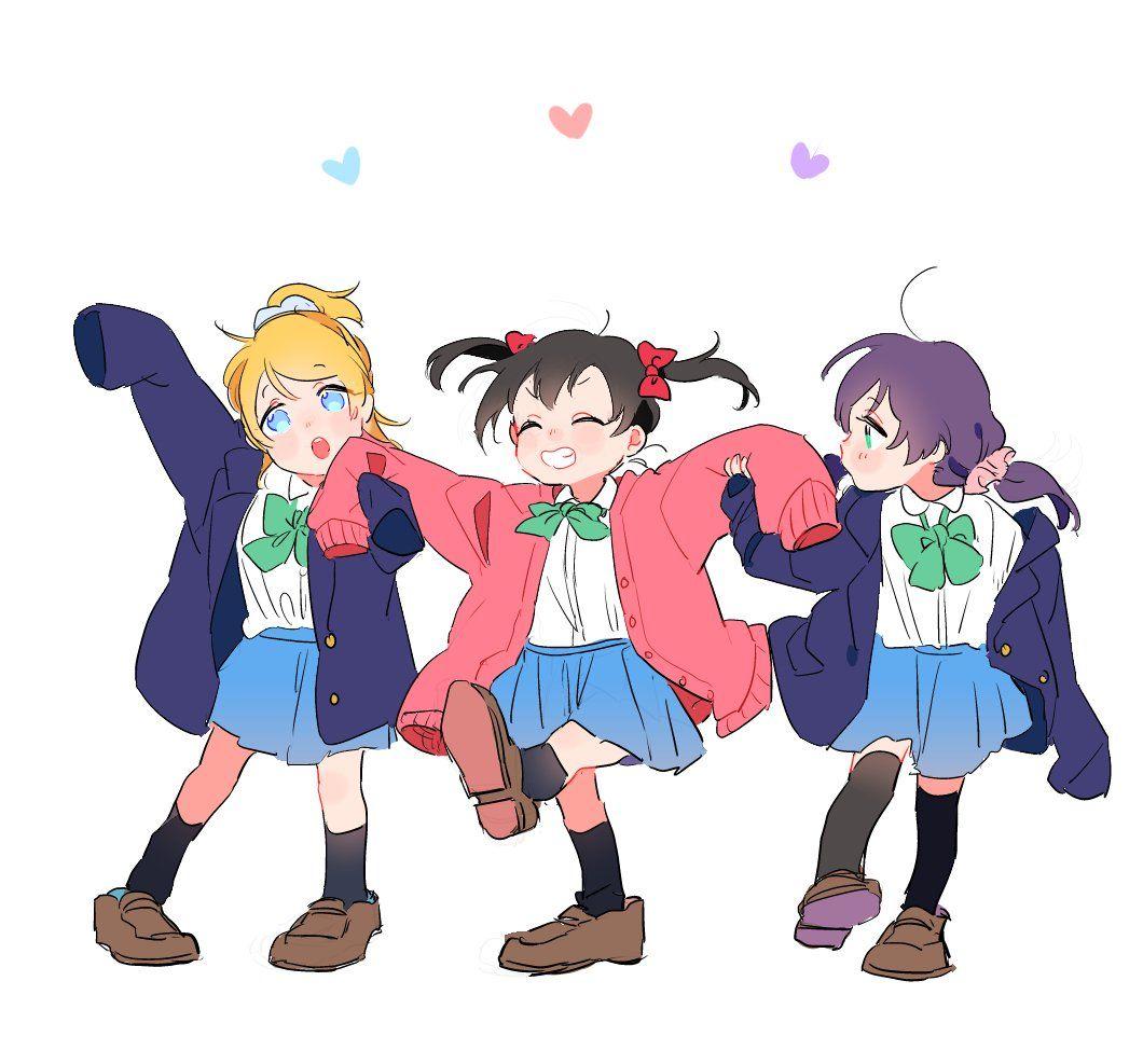 凪森 on in 2020 Cute anime chibi, Anime love, Best friends