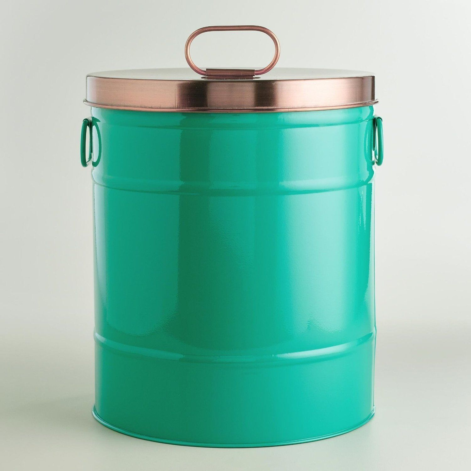 A Pet Food Container With Serious Flair Dog Food Storage