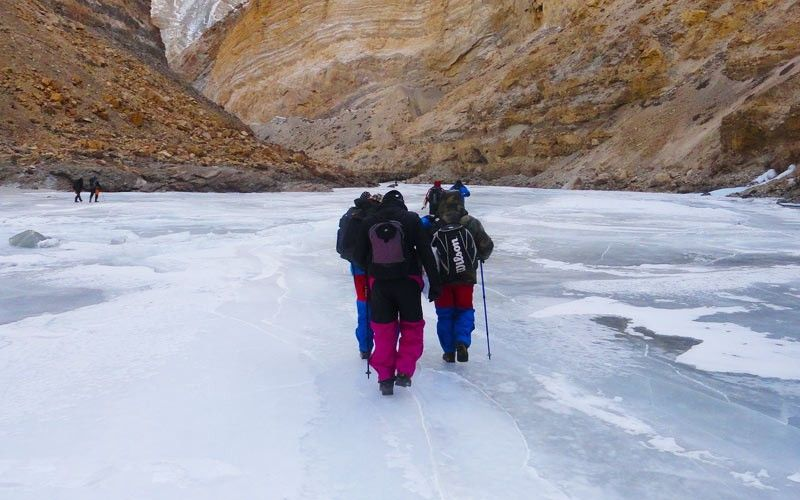 Chadar Trek is one of the famous and beautiful trek for winter trekking. The…