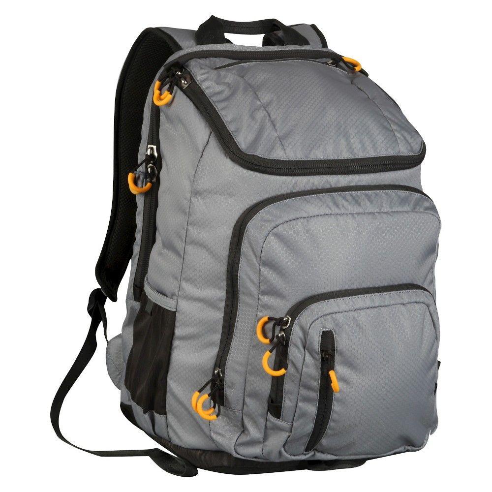 Embark 19 Recycled Content Elite Jartop Backpack -  6f08f785cfe63