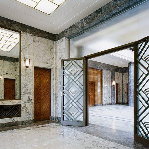 Villa Empain Ma Metzger Et Associes Architecture