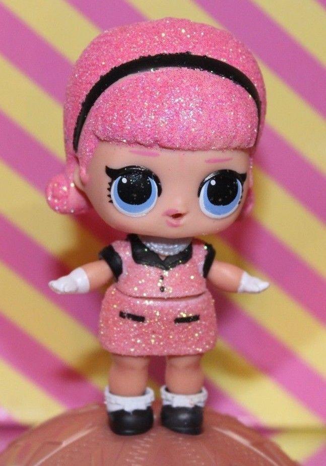 Lol surprise confetti pop series 3 rare glitter madame - Raine des neige ...