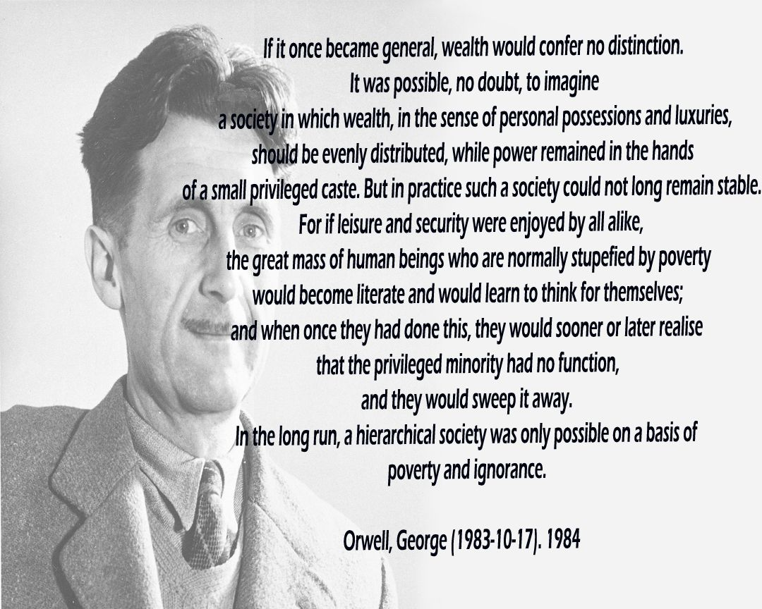 George Orwell 1984 Quotes George Orwell 1984  Quotes  Pinterest  Truth Hurts And Truths