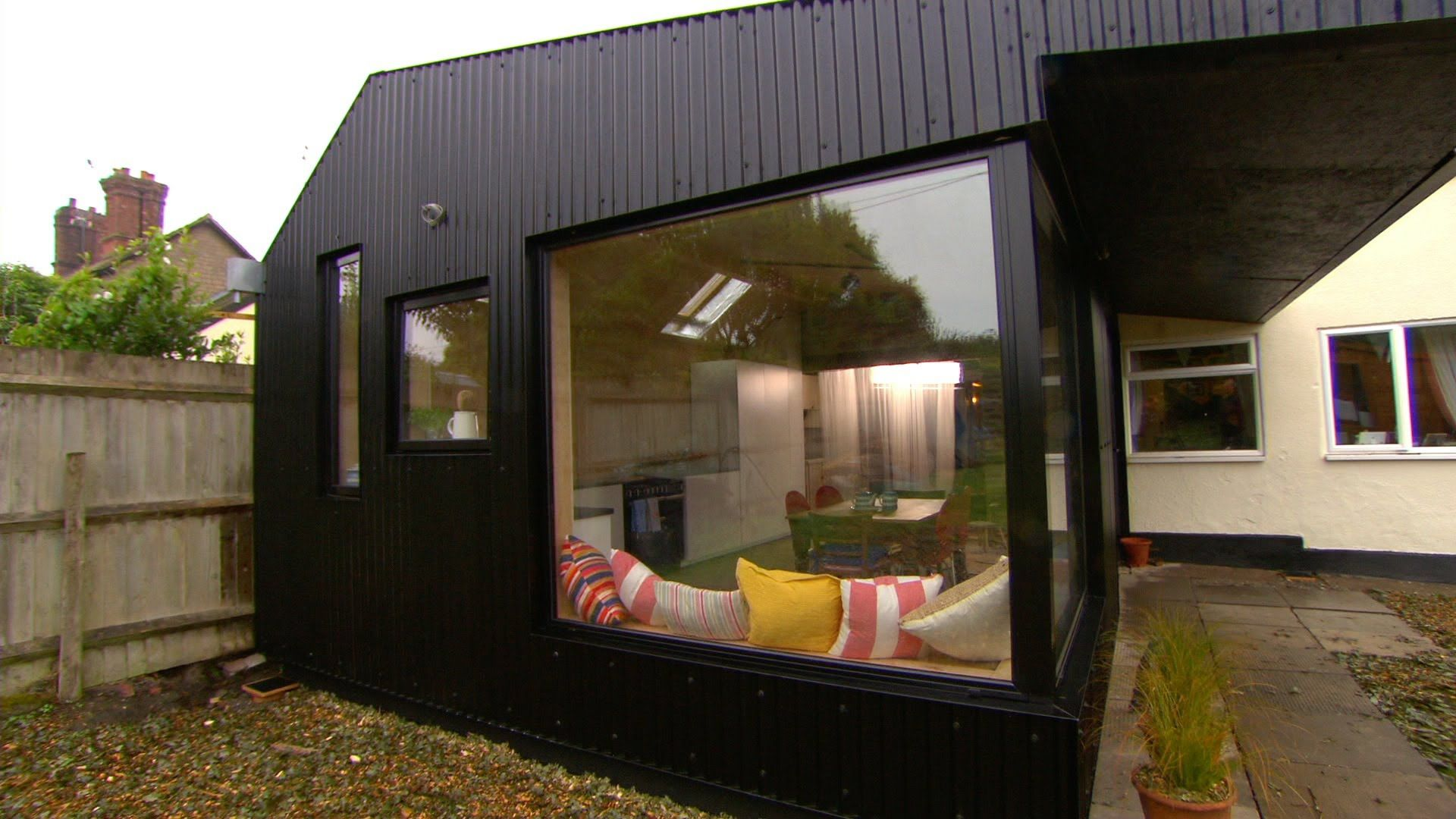 Building A Low Cost Extension Using Farmhouse Materials