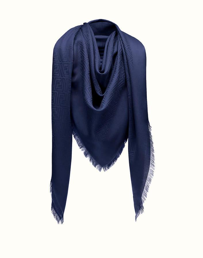 84dfb06539 Fendi FF SHAWL in 2019 | Accessories | Fendi scarf, Cashmere shawl ...
