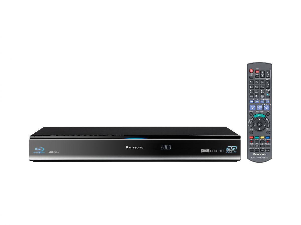 Panasonic Bwt800 And Bwt700 3d Blu Ray Recorders Announced Digital Samsung Technology