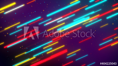 Abstract Colorful Glowing Diagonal Straight Line Neon Light And Glitter Dust Background Buy This Stock Illustration And Explo In 2021 Glitter Dust Neon Lighting Neon