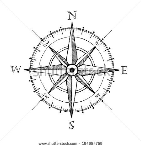 Compass Tattoo Template Google Zoeken Wind Rose How To Draw Hands Compass Drawing