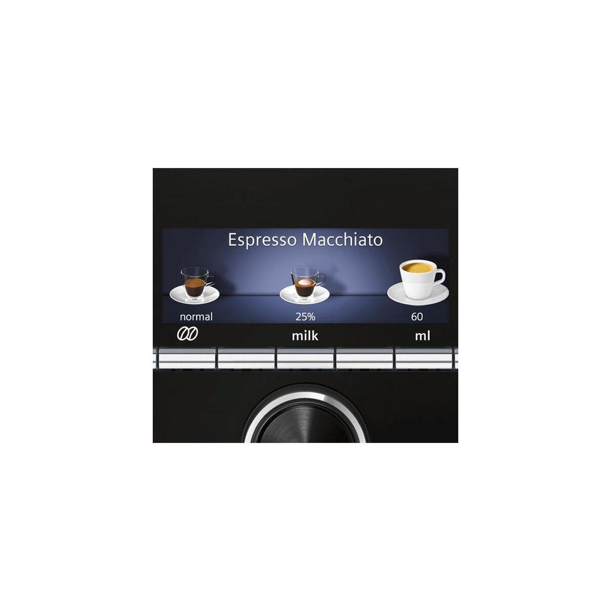 Robot Cafe Siemens Eq 9 S300 11 Programmes 6 Profils D Utilis Ti923309rw Taille Taille Unique Cafe Moulin A Cafe Et Latte Macchiato