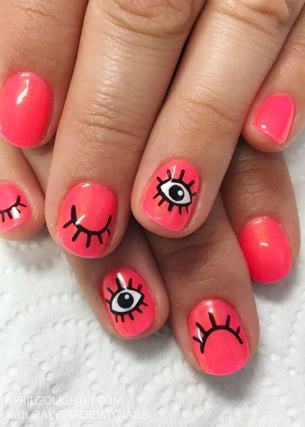 32 Summer And Spring Nails Designs And Art Ideas Nails Pinterest