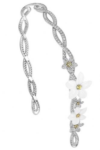 diamond headbands are becoming the modern tiaras I Tiaras and