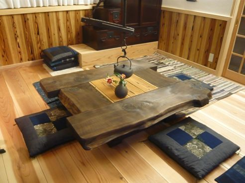 10 Elegant Japanese Dining Table Ideas With Images Dining Table Design Contemporary Dining Table Decor