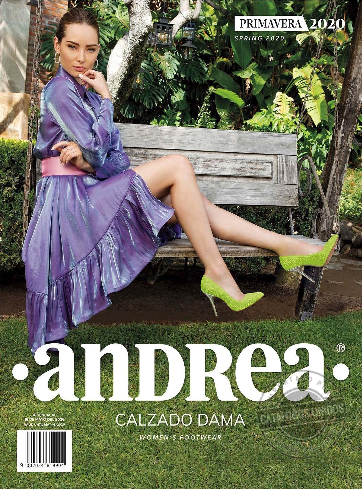 Andrea Primavera 2020 Catalogos Andrea Catalogos De Ropa Hermosas Celebridades