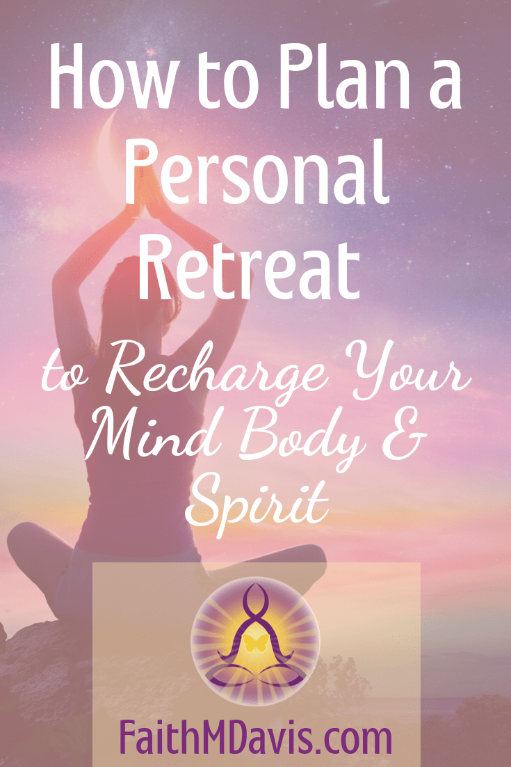 How to Plan a Personal Retreat to Recharge Your MindBodySpirit A personal retreat is the perfect solution if youve been yearning for some me time and you want to rediscov...