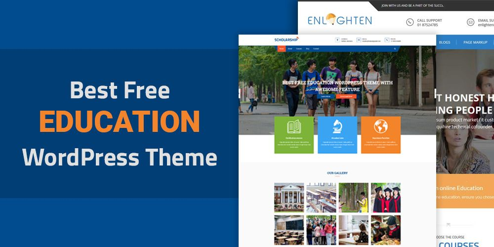 Best Free Education WordPress Themes | WordPress Wonderfulness ...
