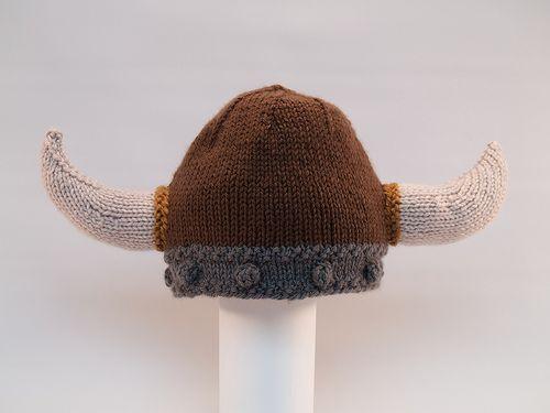 Baby Viking Helmet. C\'mon someone, have a baby boy! | Knitting ...