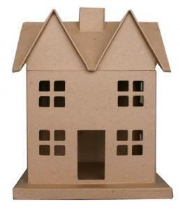 construire une maison en carton maison pinterest maisons en carton construire et carton. Black Bedroom Furniture Sets. Home Design Ideas