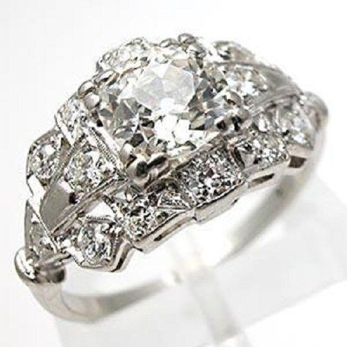 Vintage Wedding Ring Inspiration From Victorian Era