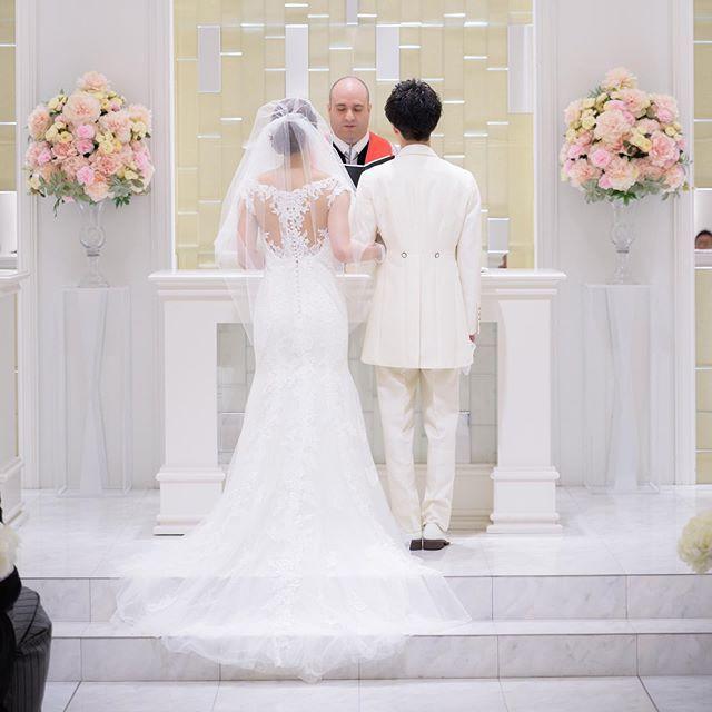 #ウエディングドレス  花嫁様をより美しく魅せてくれる#wedd…