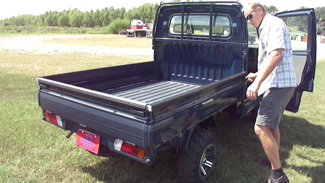 Look at this 4x4 Mini Truck go!!! Mini trucks, Trucks