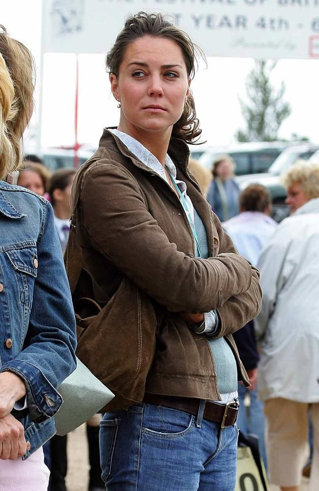 Kate Middleton At The Gatcombe Park Festival Of British Evening Horse Trials On August 6