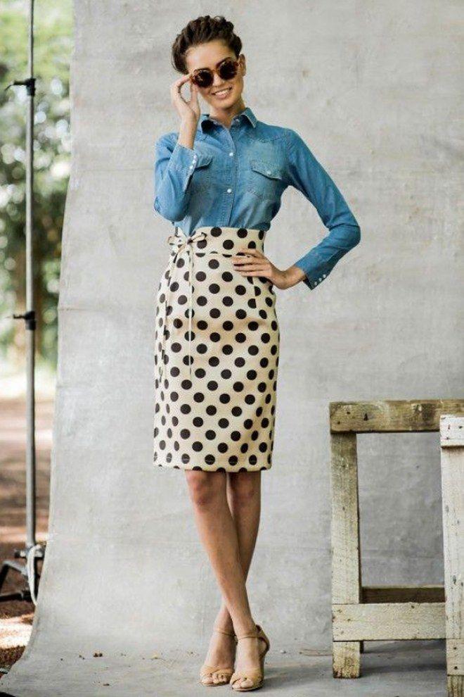 nuovo di zecca c7184 83757 Come indossare la camicia di jeans? Ecco i 5 abbinamenti ...