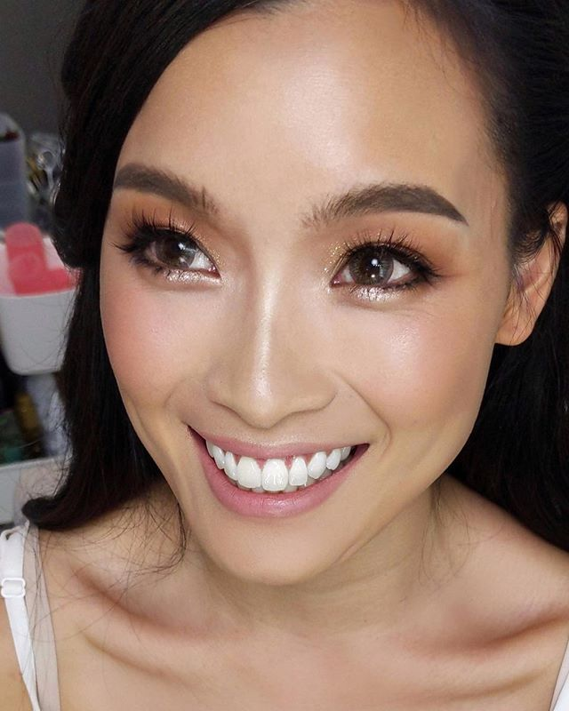 "Sophie Lau on Instagram: ""Bettina Bridal Makeup and hair by Sophie Lau @sophielaumakeup‬‬ . . . . . . . . . . . . . www.sophielau.com #‎asianmakeup‬ #weddingmakeup …"""