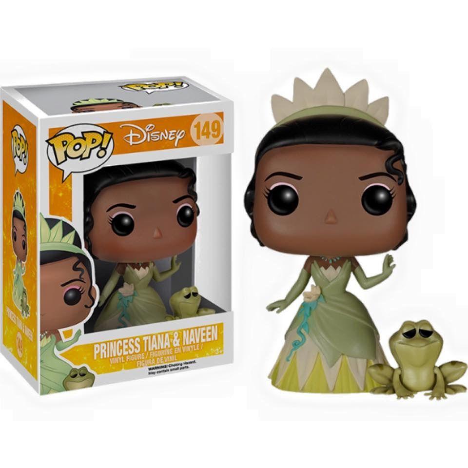 Image Tiana Funko Jpg Disney Wiki Fandom Powered By Wikia Funko Pop Toys Funko Pop Disney Disney Pop