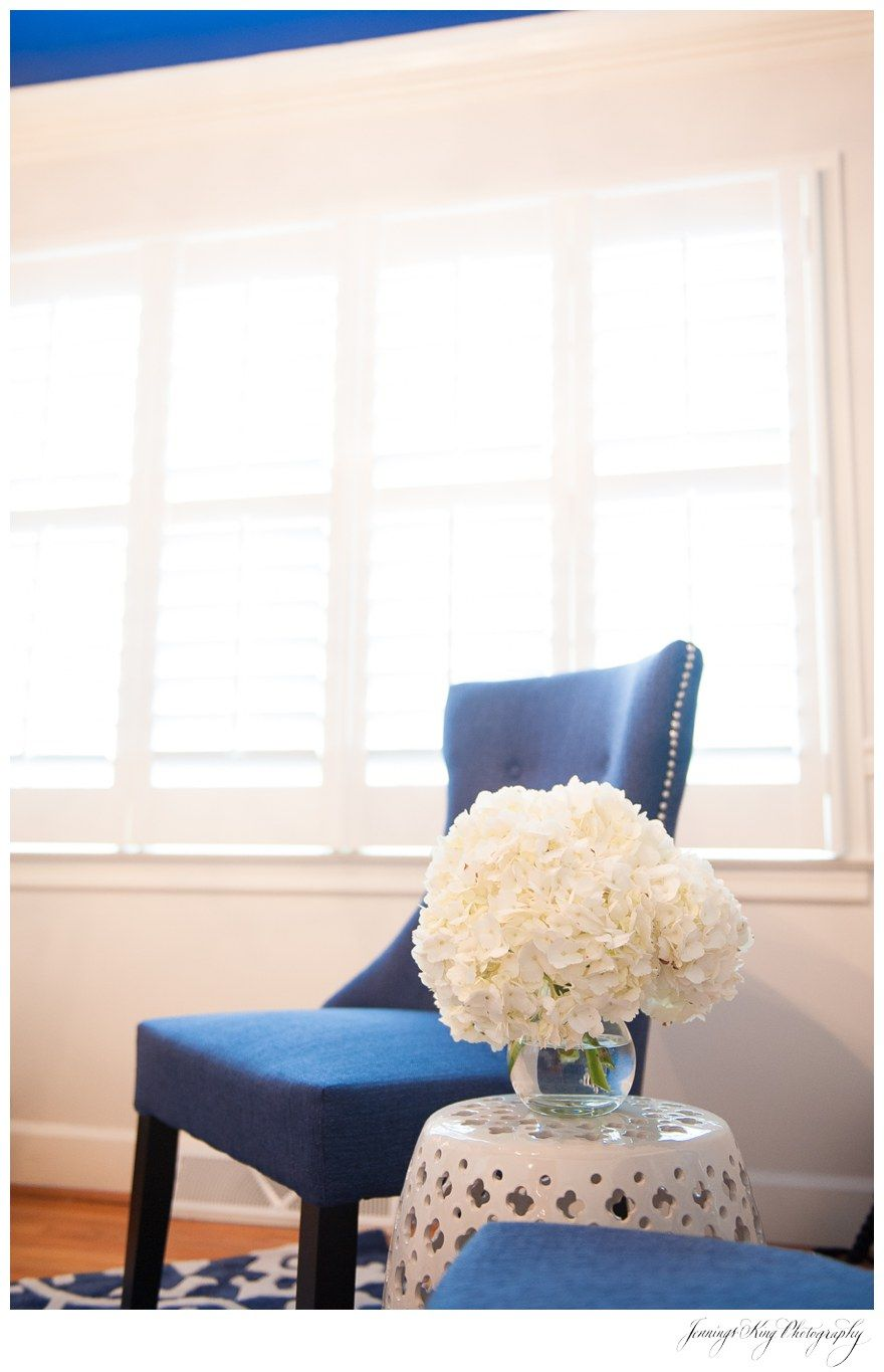 Jennings king photography office royal blue ceiling repose