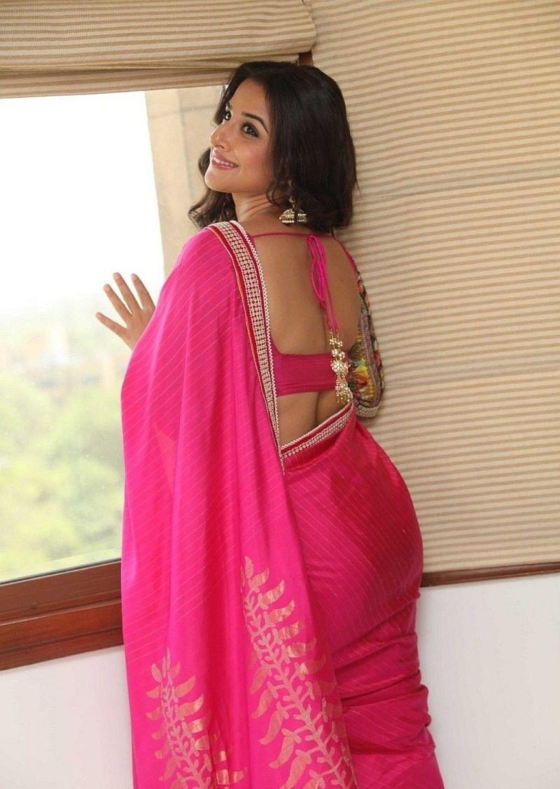 pinajoy baid on vidya balan | pinterest | saree, saris and desi