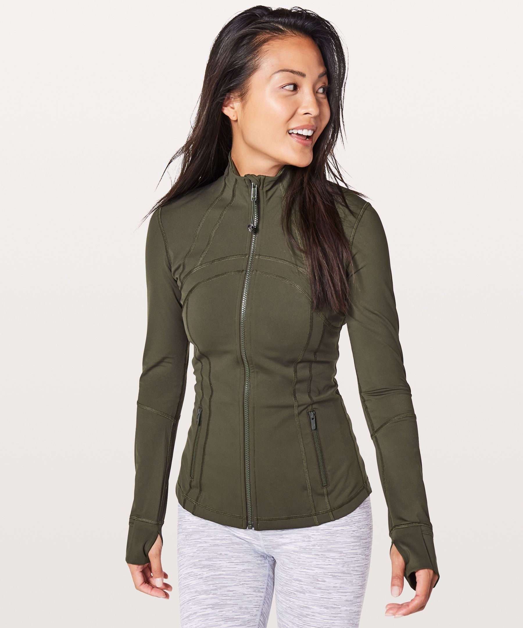 Shop The Define Jacket Nulux Women S Jackets Outerwear Made From A Silky Fabric That S Cool Against The Skin Technical Clothing Clothes Jackets For Women [ 2160 x 1800 Pixel ]