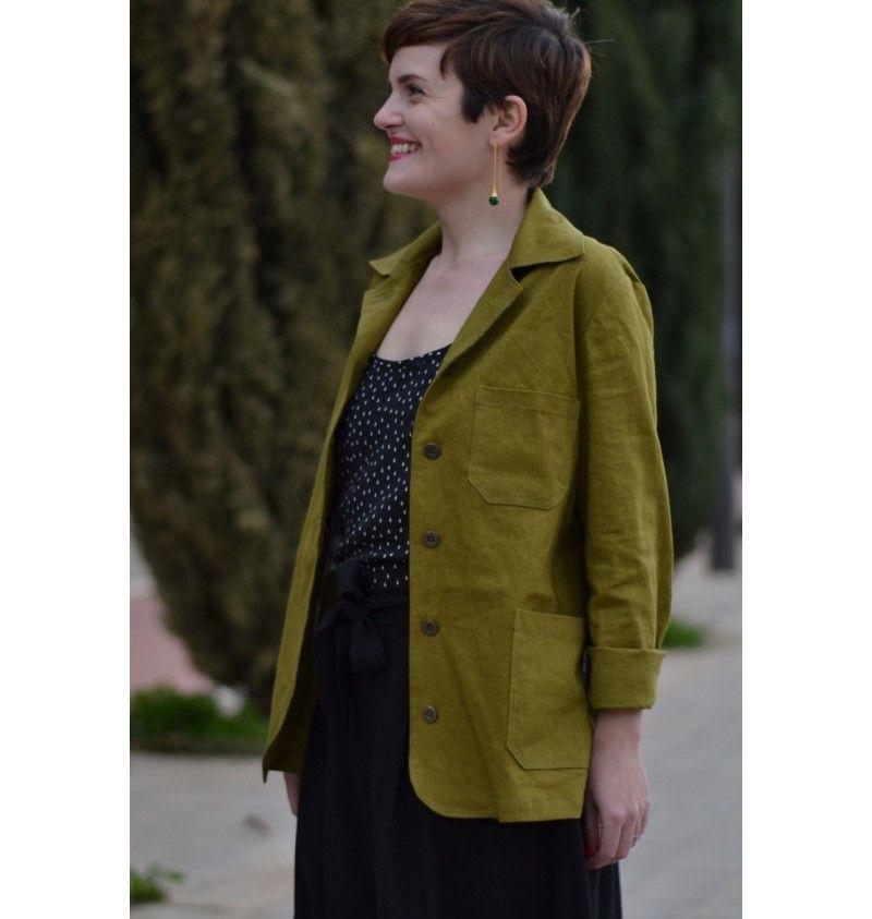 Tello Jacket | Pinterest | Kleidung