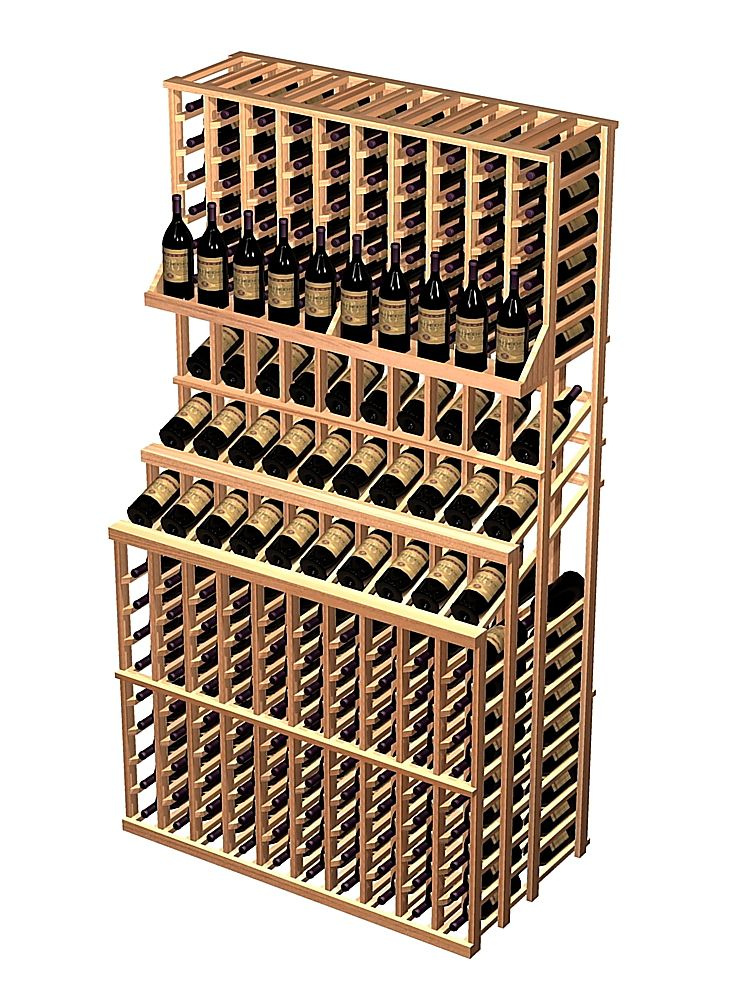 Creative Wine Rack Inspiration With Wood Wine Rack Plans