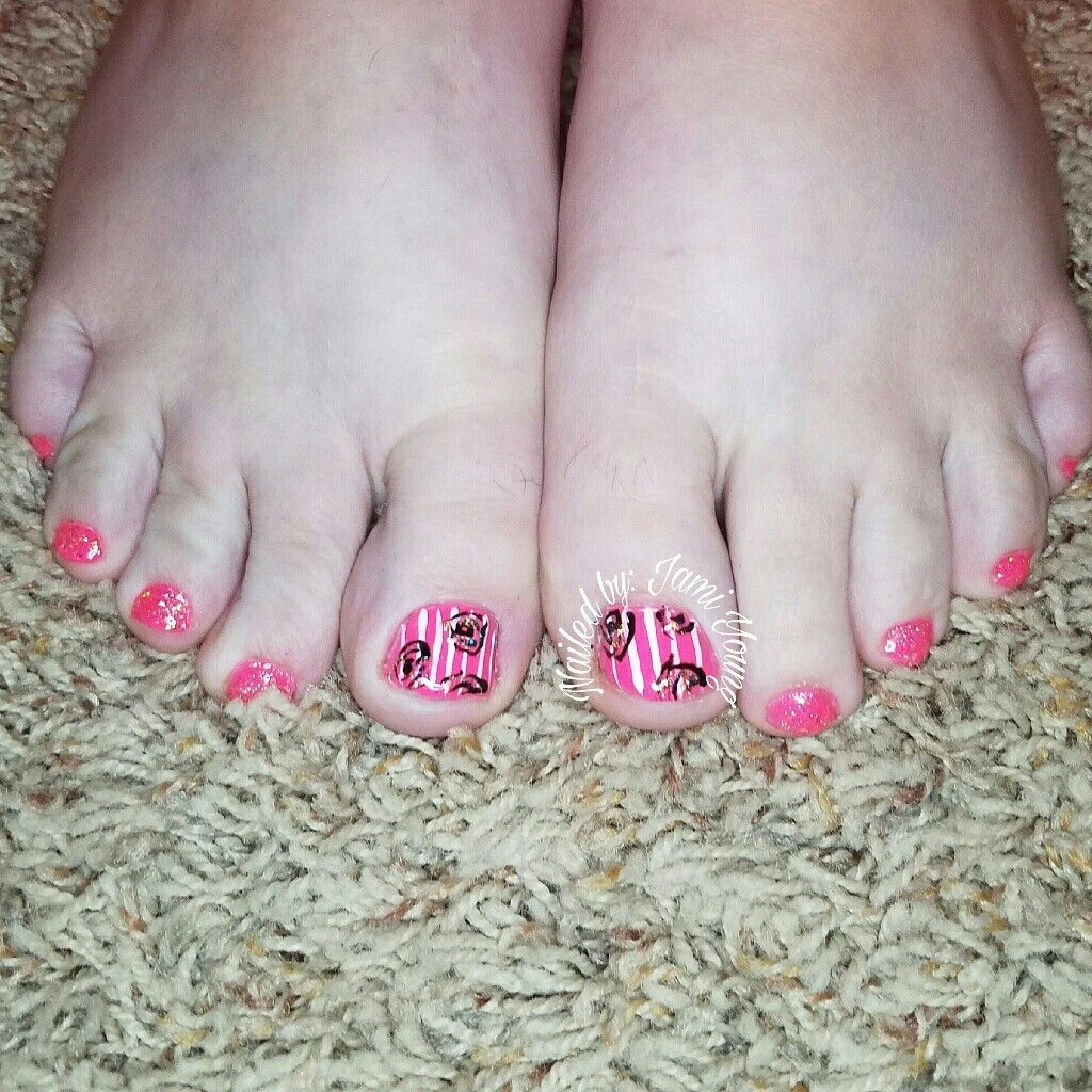 Gel Polish, Valentines Day, Light Elegance, Toes | Tips That Tease ...