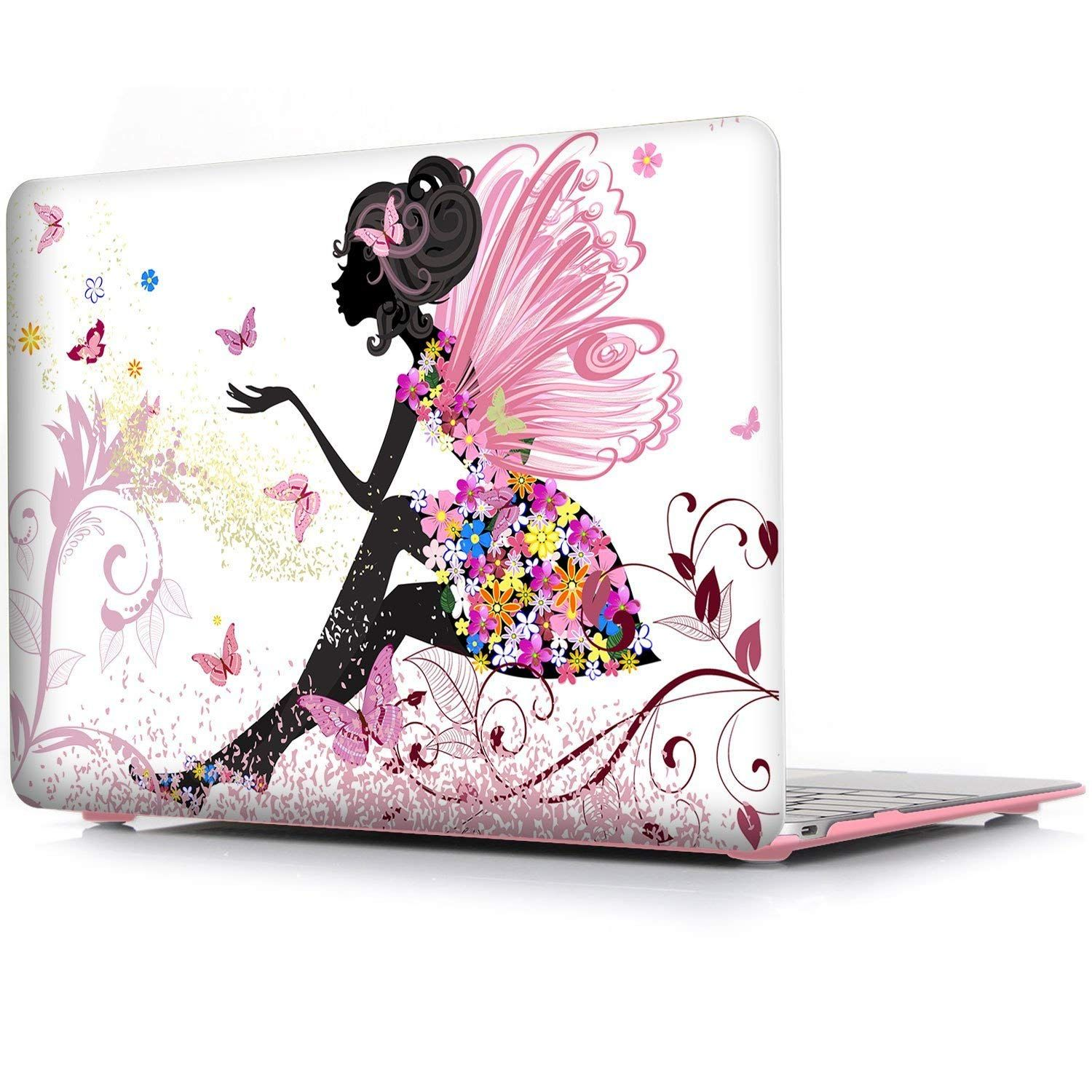 Macbook air 13 inch case icasso rubber coated