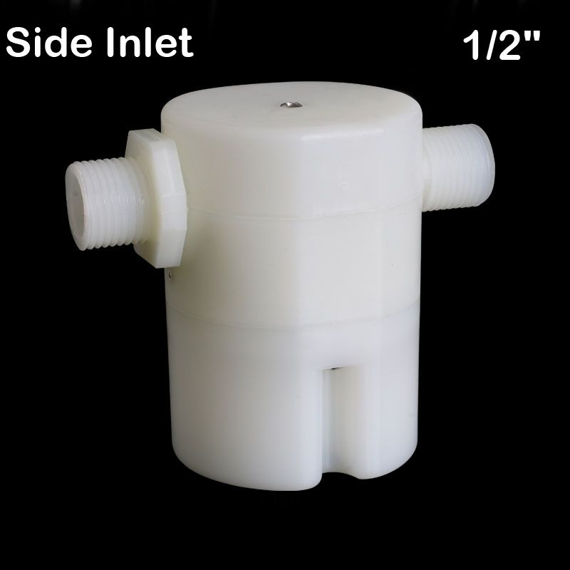 1 2 Side Inlet Built In Inside Automatic Float Valve Water
