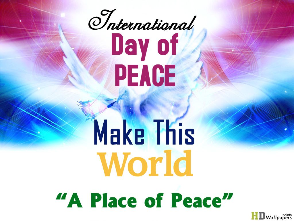 Quotes About World Peace Day: Pin By Noel Thompson On Sincere Quotes