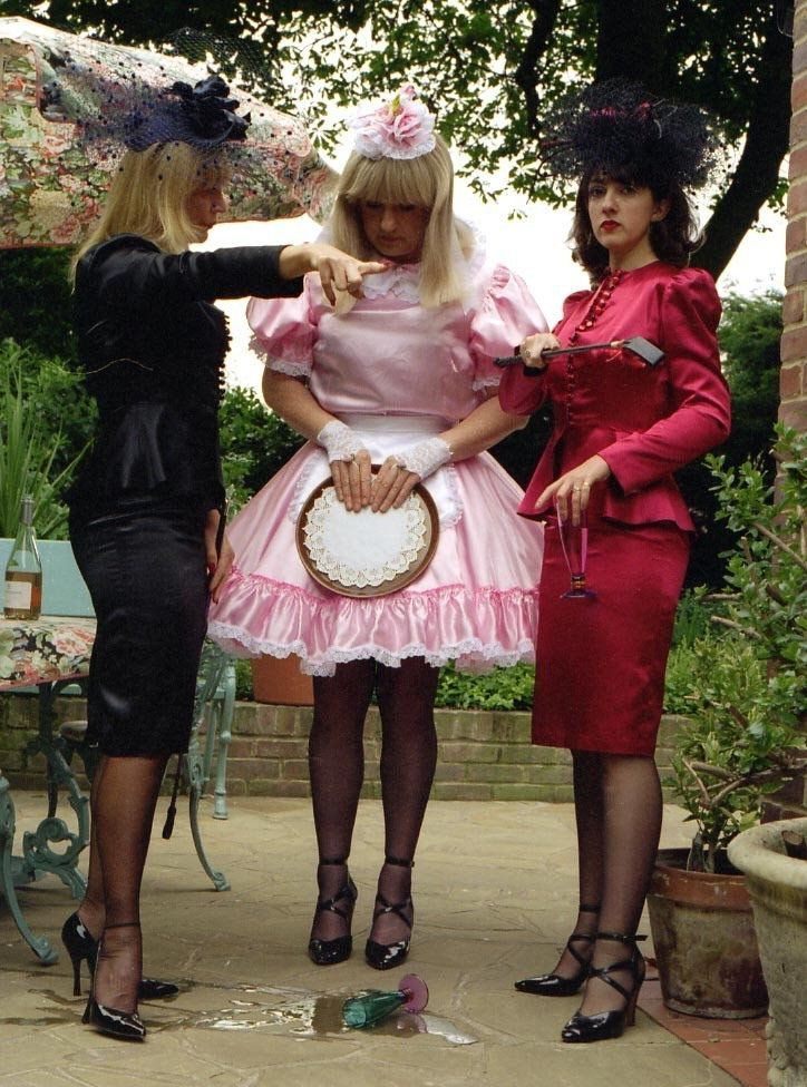 Lets Be Candid  Proud To Be A Sissy  Sissy Maid, Sissy -7401