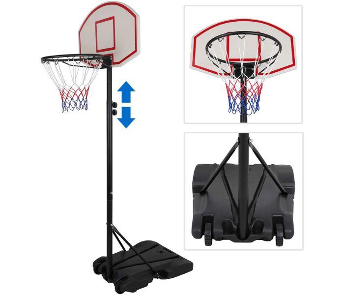 The 10 Best Portable Basketball Hoop In 2020 Best Market Reviews Portable Basketball Hoop Basketball Hoop Adjustable Basketball Hoop
